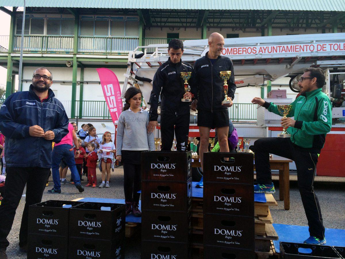 https://www.toledo.es/wp-content/uploads/2014/10/carrera-domus-1200x900.jpg. David Fernández-Salinero se impone en el primer circuito local tras su triunfo en la 16ª Carrera de los Bomberos-Domus