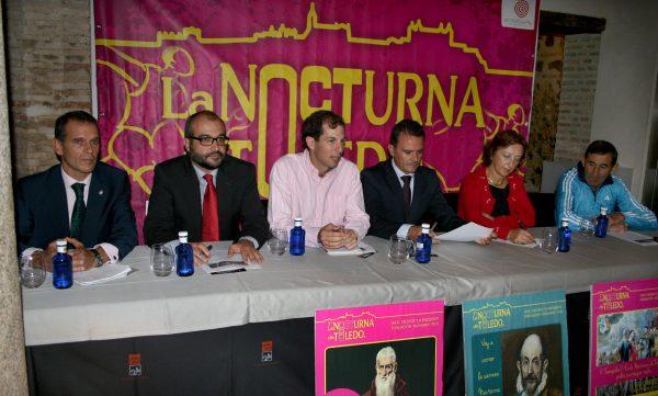 Presentación VII Nocturna de Toledo