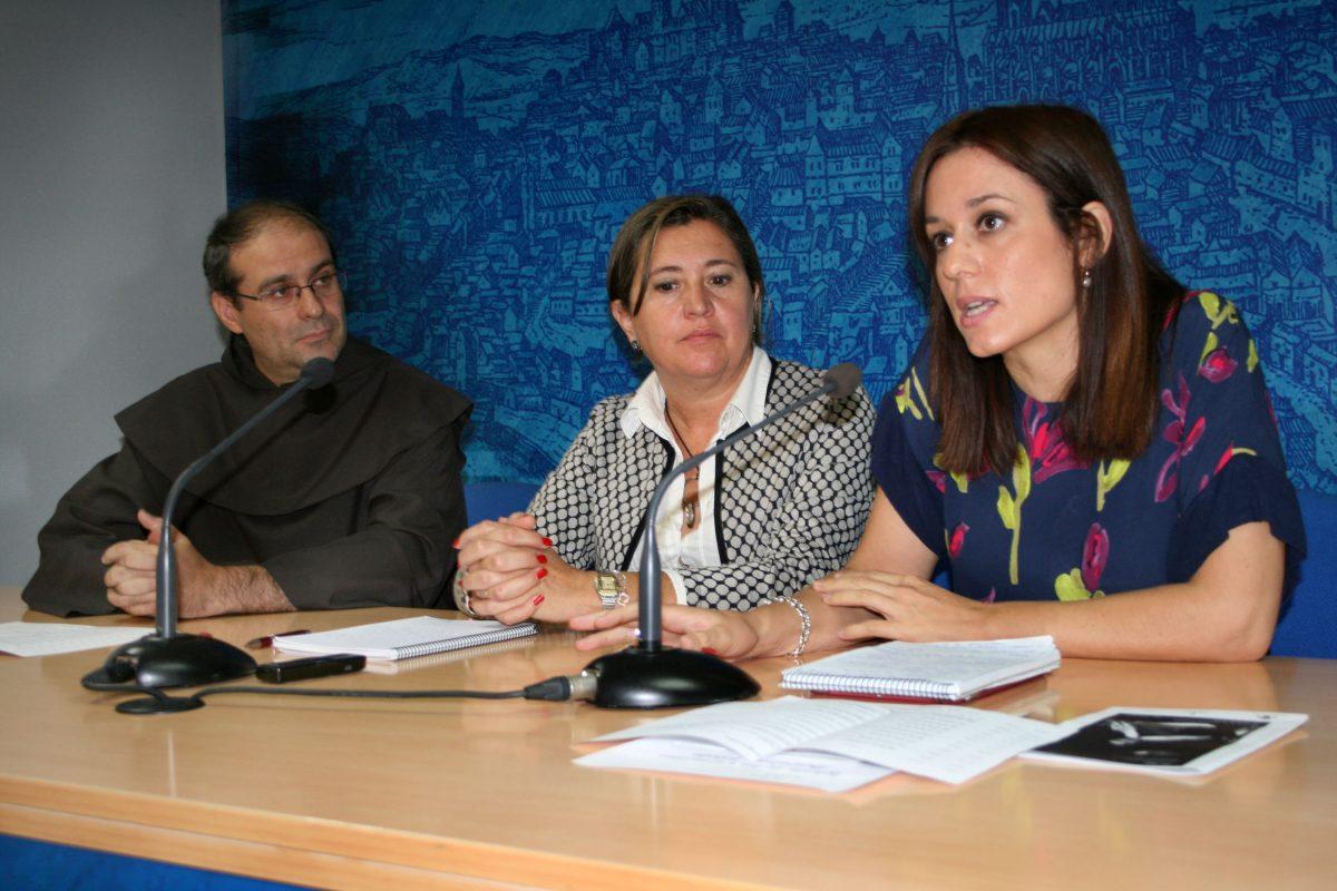 https://www.toledo.es/wp-content/uploads/2014/10/centenario_santa_teresa-1200x800.jpg. El Ayuntamiento de Toledo inaugura el V Centenario de Santa Teresa con un programa de actividades culturales y turísticas