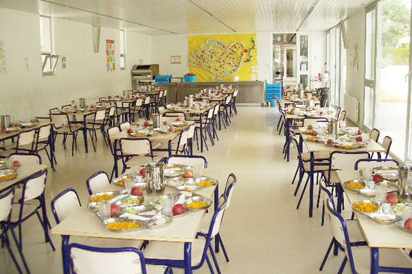 Aprobados 78.000 euros para becas de comedores escolares