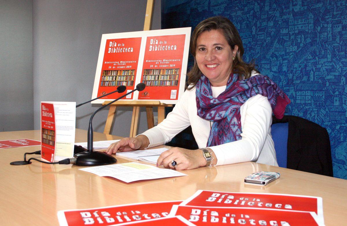 """https://www.toledo.es/wp-content/uploads/2014/10/dia_biblioteca-1200x782.jpg. El Gobierno local celebra el Día de la Biblioteca con un """"ambicioso y variado"""" programa de actividades"""