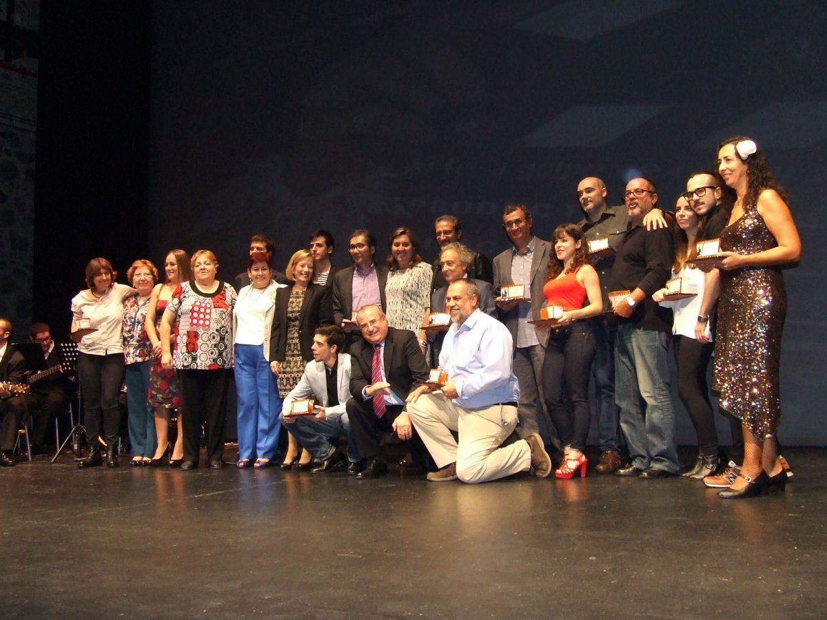 Brillante broche final en el Teatro de Rojas a la undécima edición del Festival Internacional de Cine Social de Castilla-La Mancha