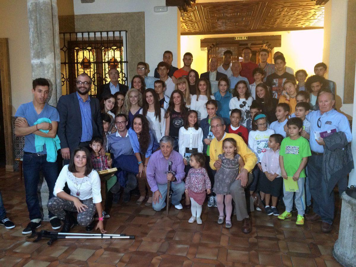 El Gobierno local muestra su apoyo al Club Atletismo Toledo en la celebración de su tradicional Gala Anual de fin de temporada