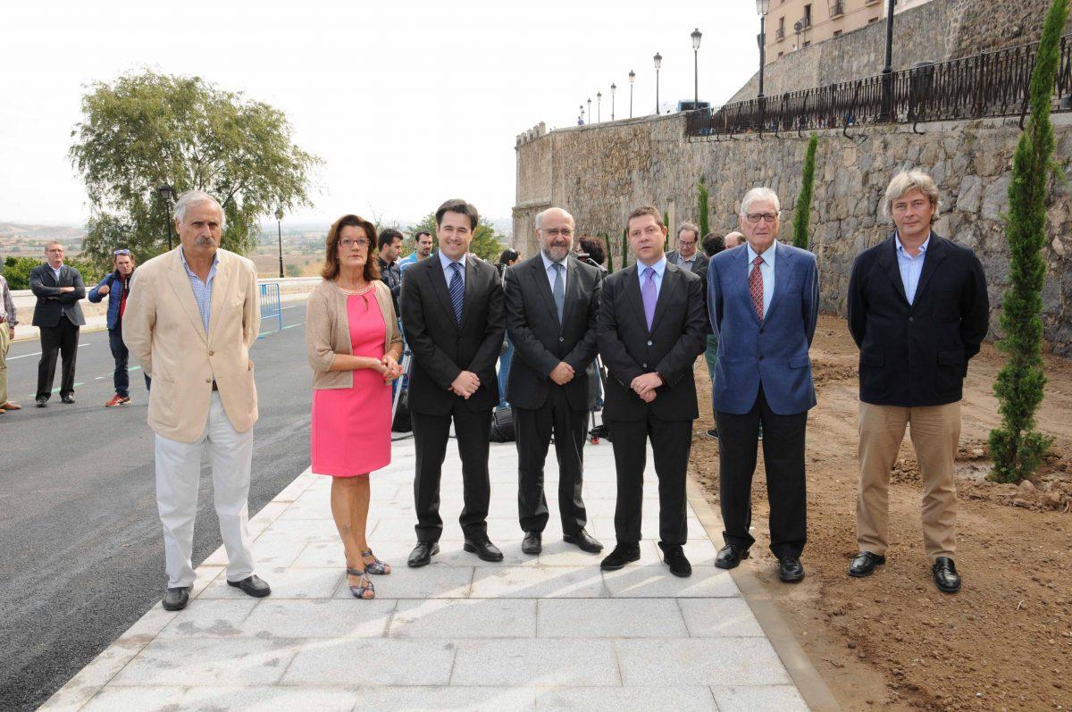 El Ayuntamiento renueva Gerardo Lobo y la 'Bola del Miradero' con un importante ahorro en la ejecución de las obras