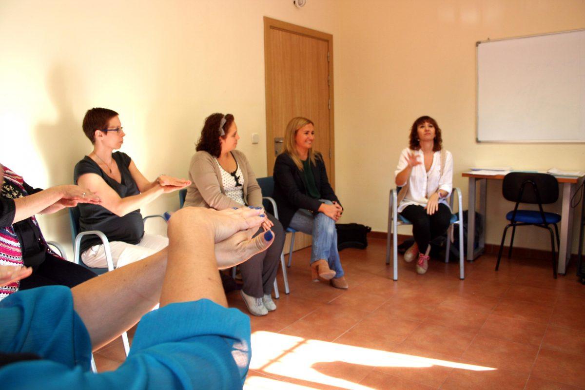 Iniciado el curso de lengua de signos puesto en marcha por la Concejalía de Accesibilidad y Apandapt