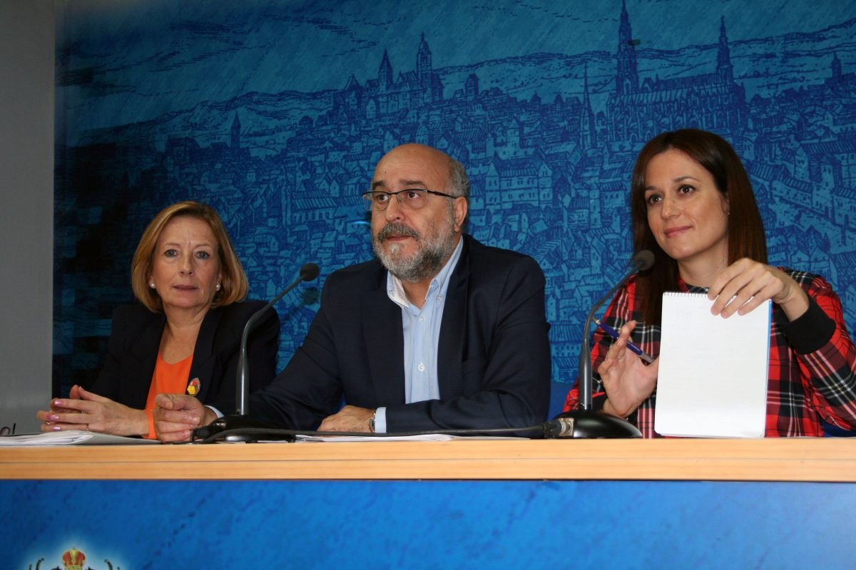 El Gobierno local pedirá el apoyo de los grupos para solicitar el traslado del centro de salud del Casco al Banco de España