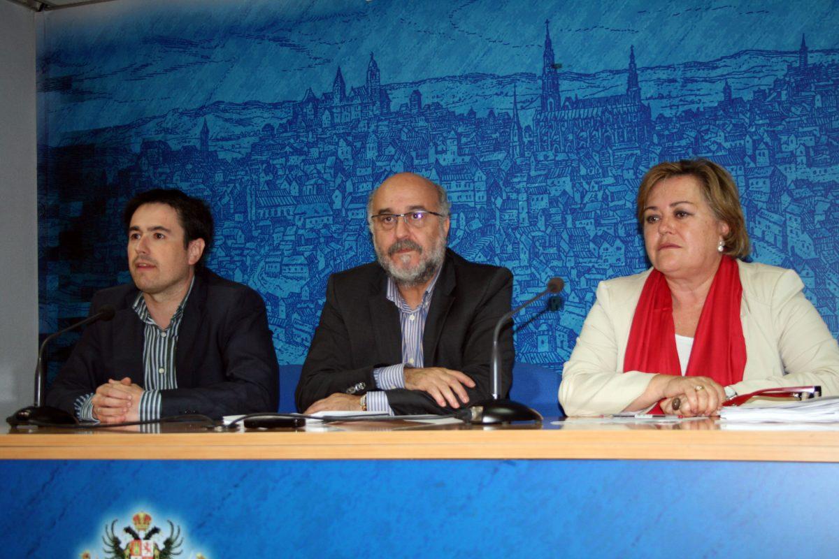 Los grupos políticos resuelven por unanimidad en la Comisión de Hacienda la rebaja del Impuesto de Bienes Inmuebles