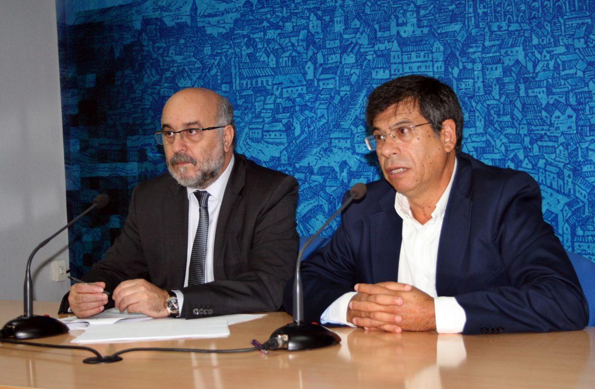 https://www.toledo.es/wp-content/uploads/2014/10/perezagua_nicolas-1200x786.jpg. El Gobierno local aprueba el convenio con Bargas, Olías y Acuaes para las obras y explotación del colector del Aserradero