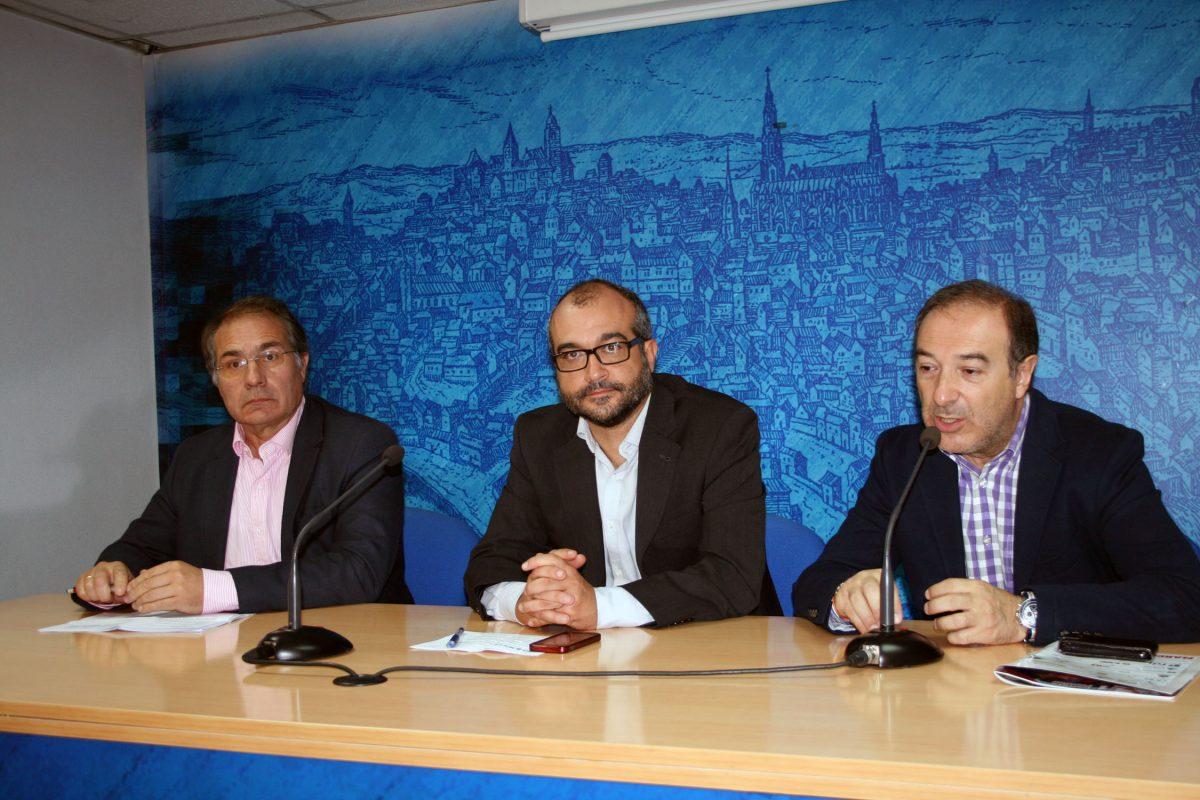 """El Ayuntamiento, el Centro del Agua y el CSD fomentan la actividad física en la jornada deportiva """"Toledo se mueve"""""""