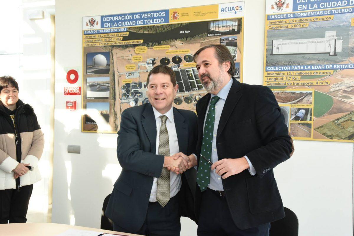 https://www.toledo.es/wp-content/uploads/2014/12/10887096_758308727556718_7923586483804393343_o-1200x800.jpg. Toledo avanza hacia uno de los mejores sistemas de depuración de aguas residuales de España con su nueva depuradora