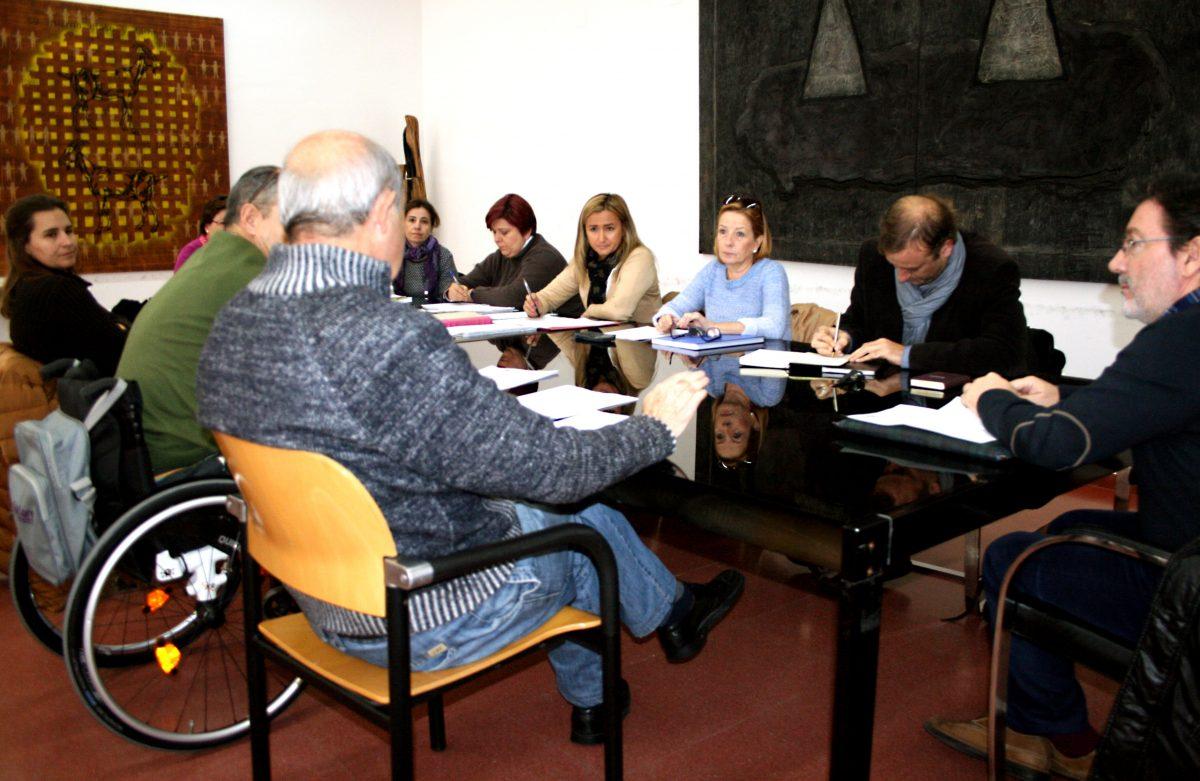 Esta mañana se ha celebrado el Consejo Local de Accesibilidad en el Centro Cívico del Polígono