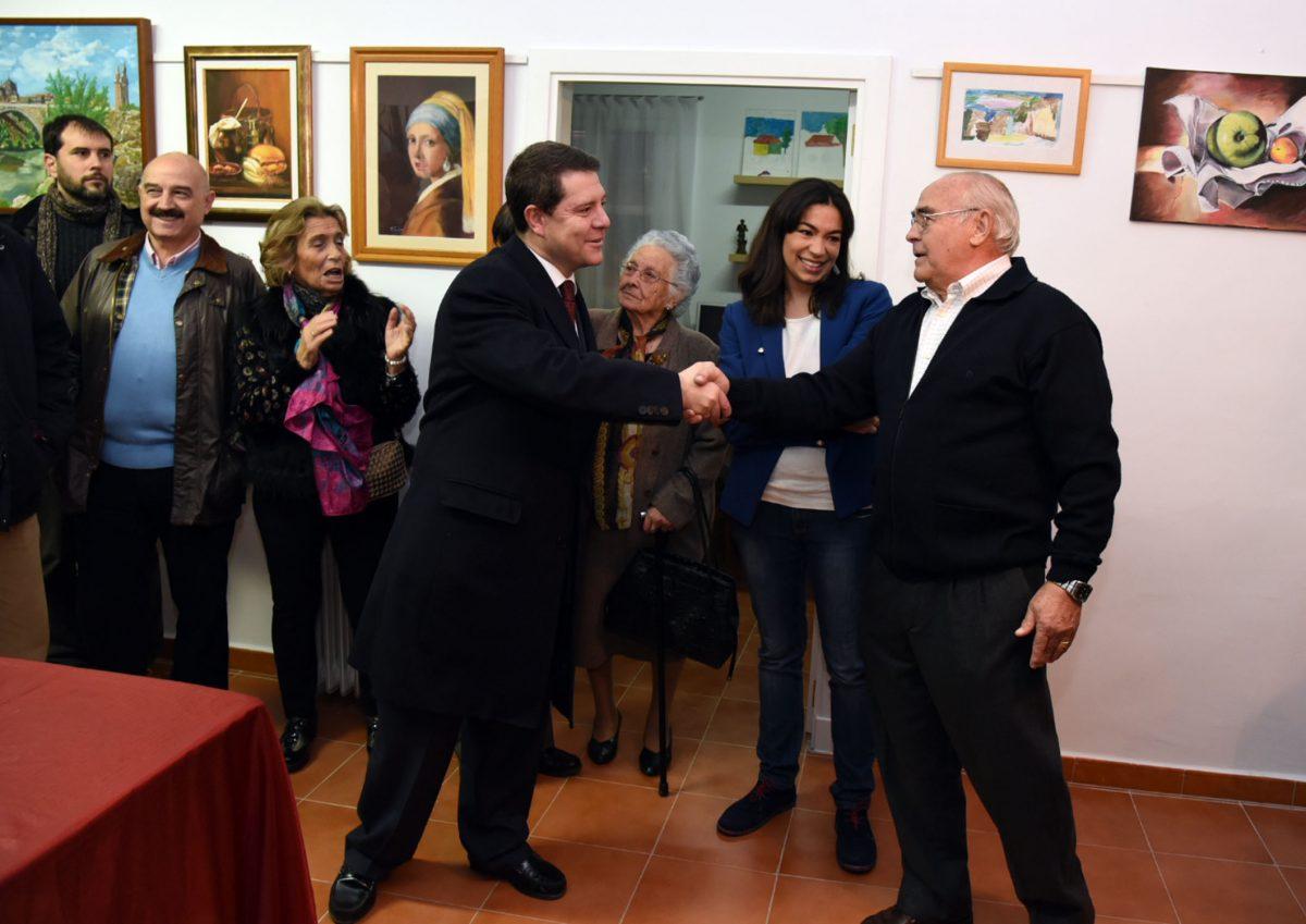 """La sede de la asociación vecinal """"Azumel"""", puesta a punto gracias al Programa de Empleo del Ayuntamiento de Toledo"""
