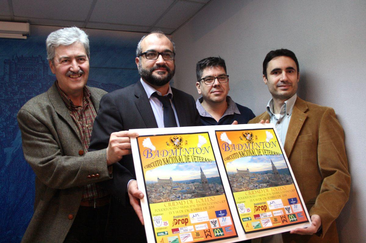 Toledo acogerá este fin de semana pruebas del campeonato de España de Bádminton