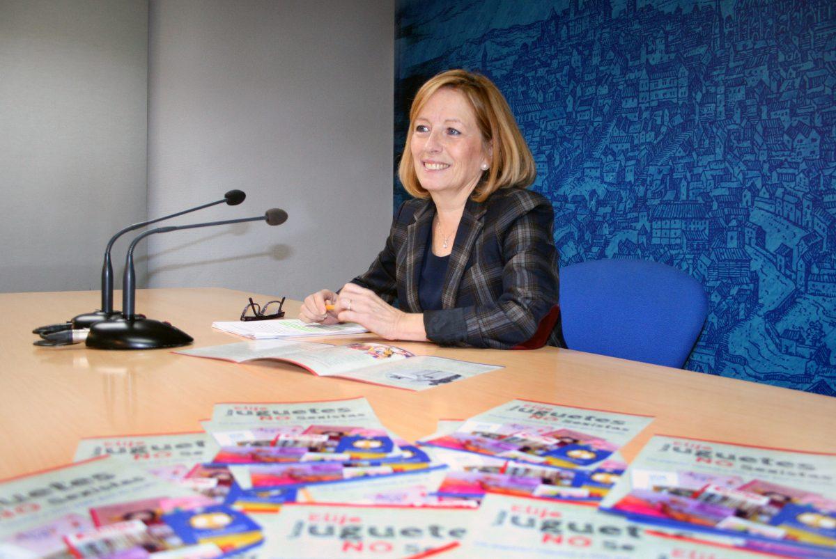 El Ayuntamiento realiza una guía útil para promover la compra de juguetes que fomenten la igualdad entre los niños