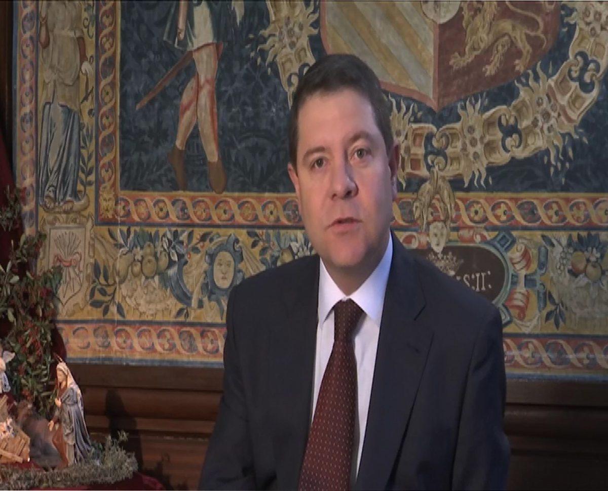 García-Page: 2015 debe ser el año de la intolerancia absoluta a la mentira y la soberbia política. Debemos recuperar la igualdad y la solidaridad.