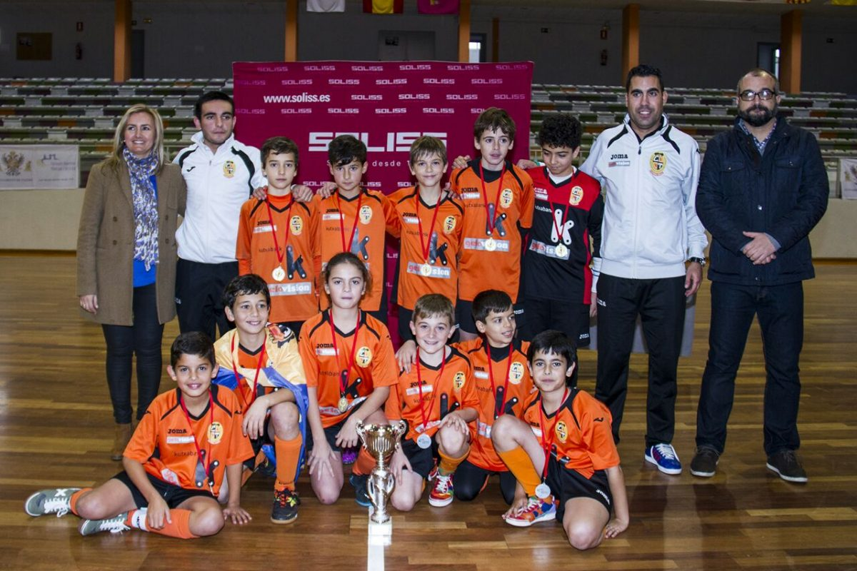 El Ciudad de Toledo se impone en los penaltis al Moprisala en el I Torneo Municipal Navideño Alevín de Fútbol-Sala – Soliss