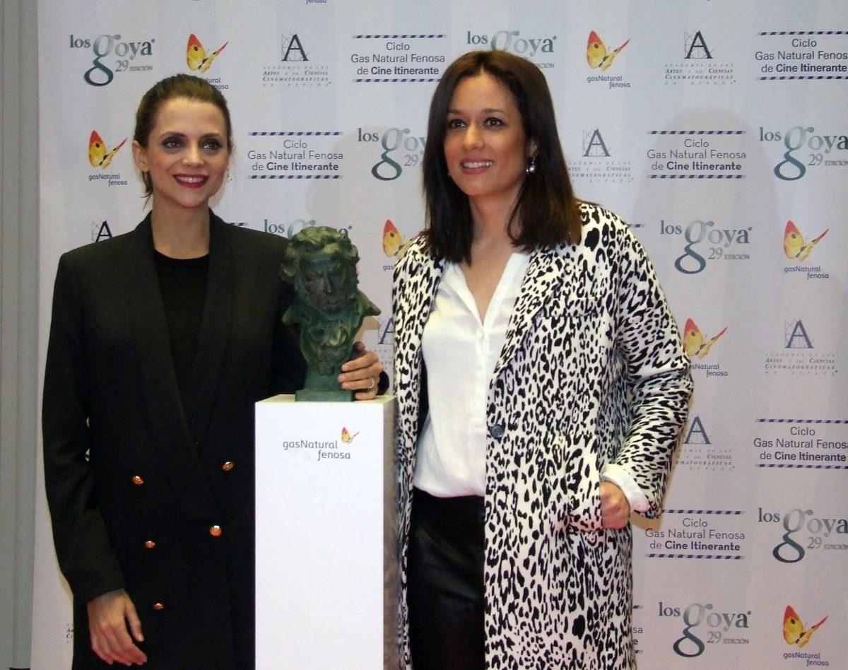 """El público llena el Rojas para la presentación de """"Musarañas"""", que ha contado con la presencia de su actriz protagonista"""