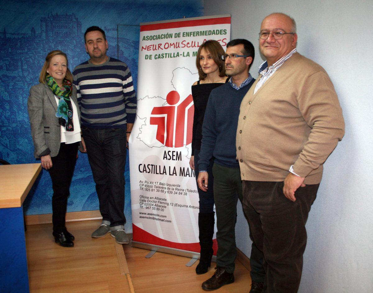 El Ayuntamiento respalda el concierto a beneficio de enfermos neuromusculares que contará con la presencia de Rozalén