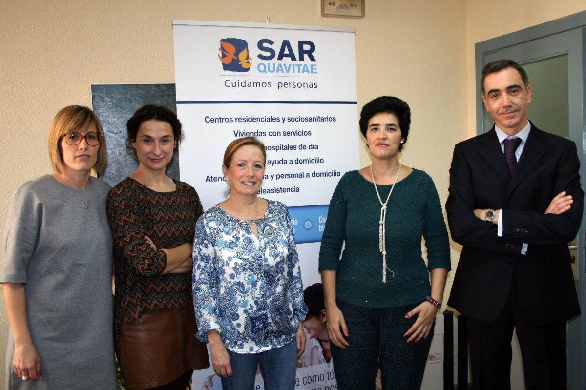 El Ayuntamiento de Toledo y SARquavitae firman un convenio para la formación de cuidadores de personas dependientes