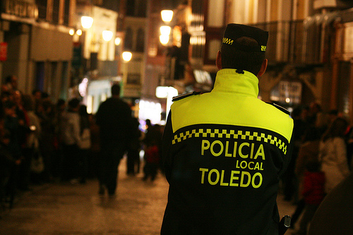 Dispositivo especial de movilidad con motivo de la IX Carrera Nocturna de Toledo que se celebra el próximo sábado