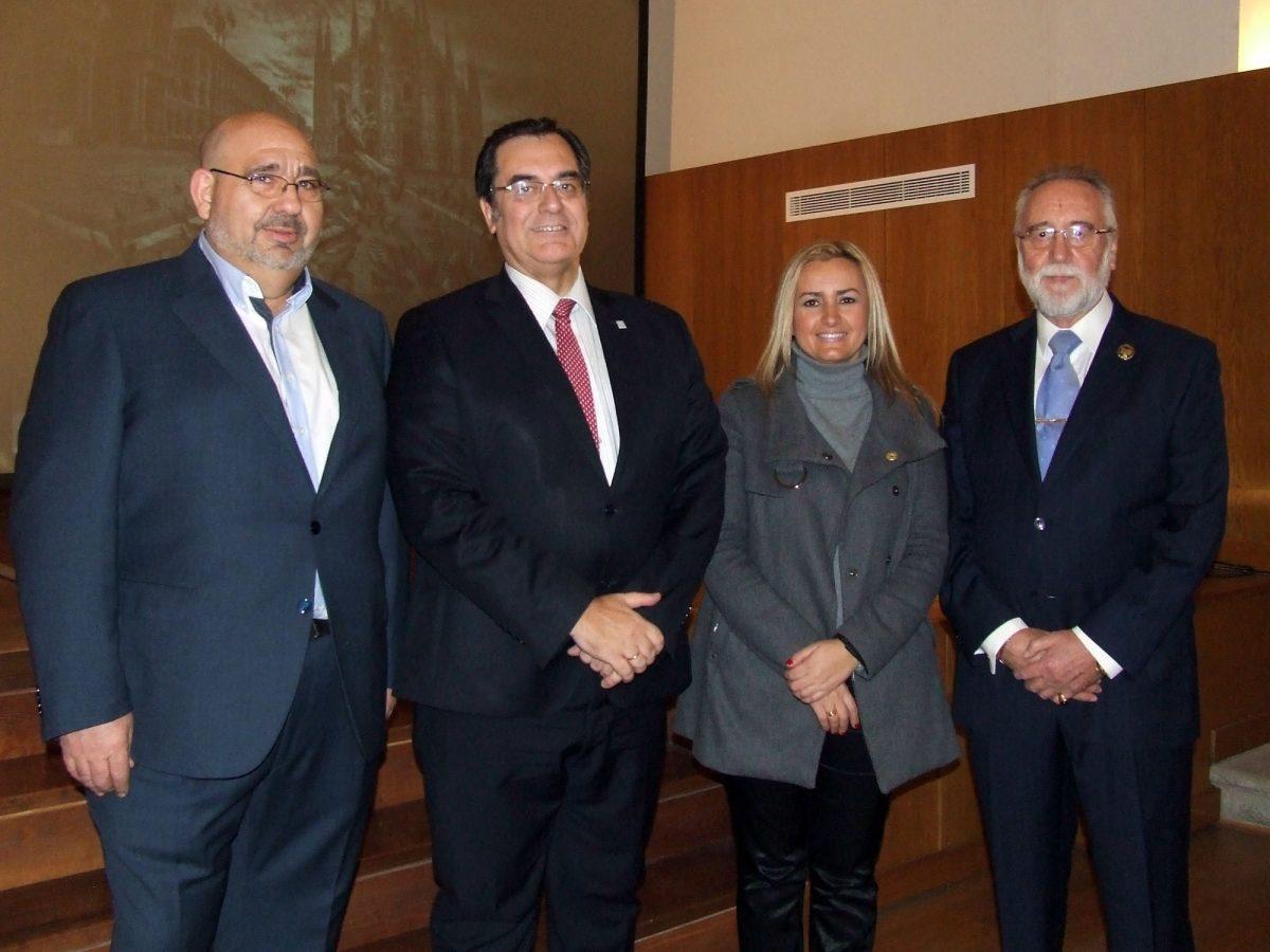 El Ayuntamiento, presente en la entrega de Premios Quijotes 2014 de la Asociación de Fotógrafos Profesionales de la Región