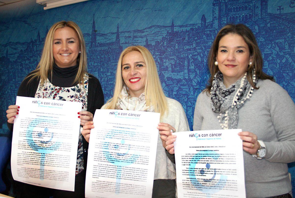 El Ayuntamiento y Afanion realizan un programa de actividades para conmemorar el Día Internacional de los Niños con Cáncer