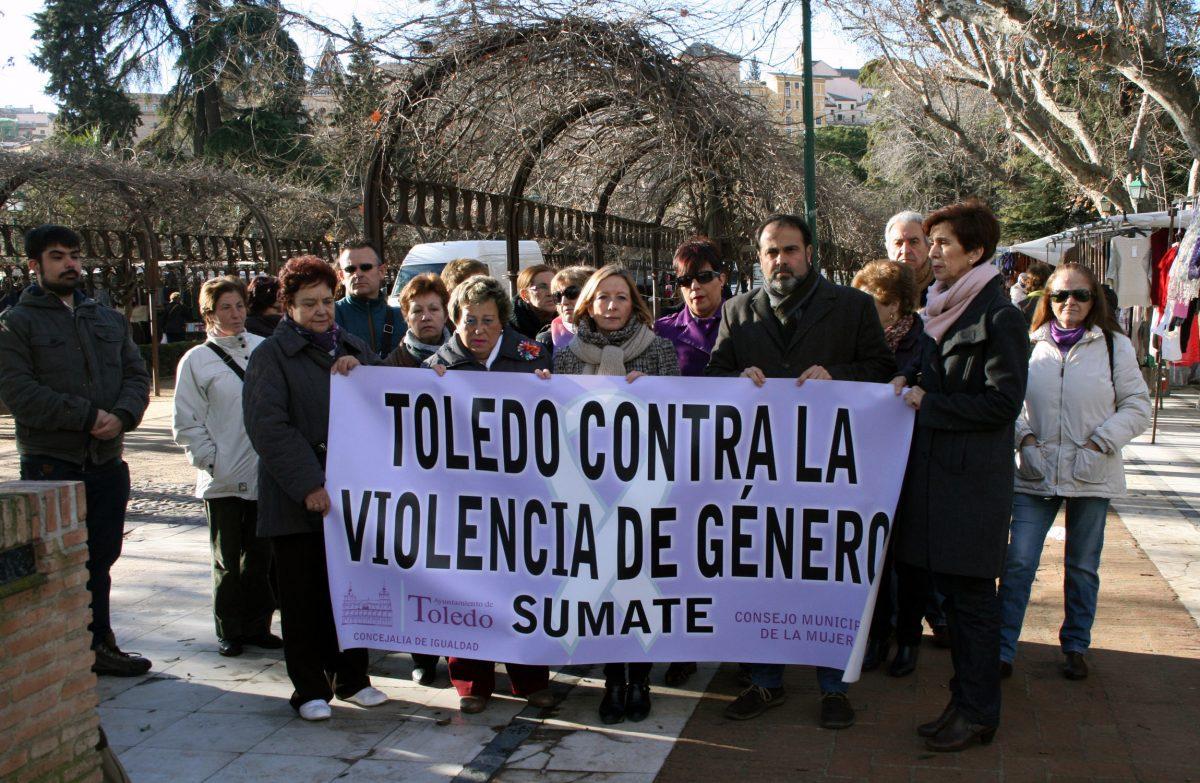 El Consejo Local de la Mujer de Toledo reivindica la igualdad en todos los ámbitos para luchar contra la violencia machista