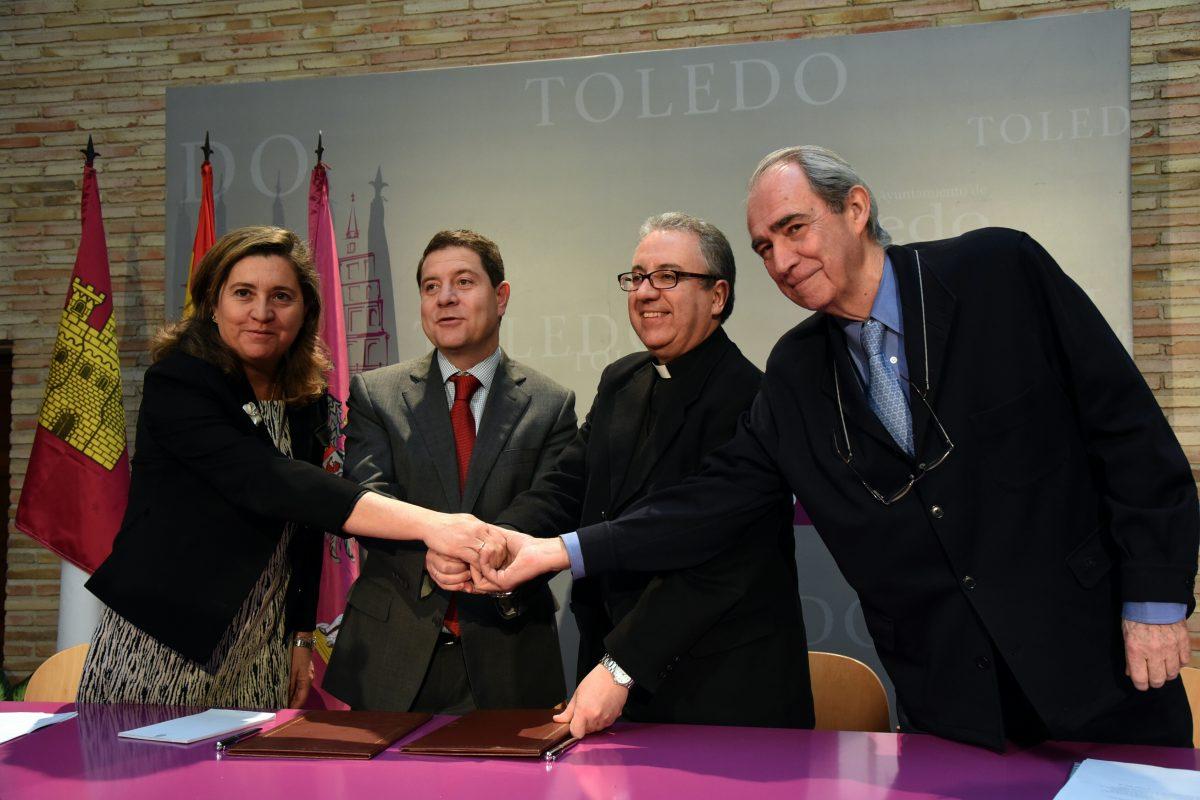 El Casco ganará un jardín y un espacio de uso público en San Lucas gracias a la intervención acordada con el Consorcio