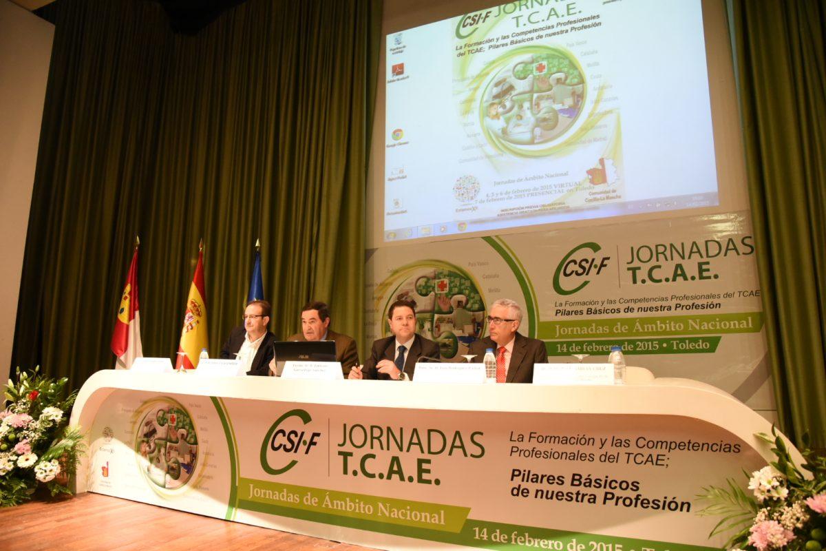 García-Page reclama la unidad en defensa del sistema público de salud desde todos los ámbitos