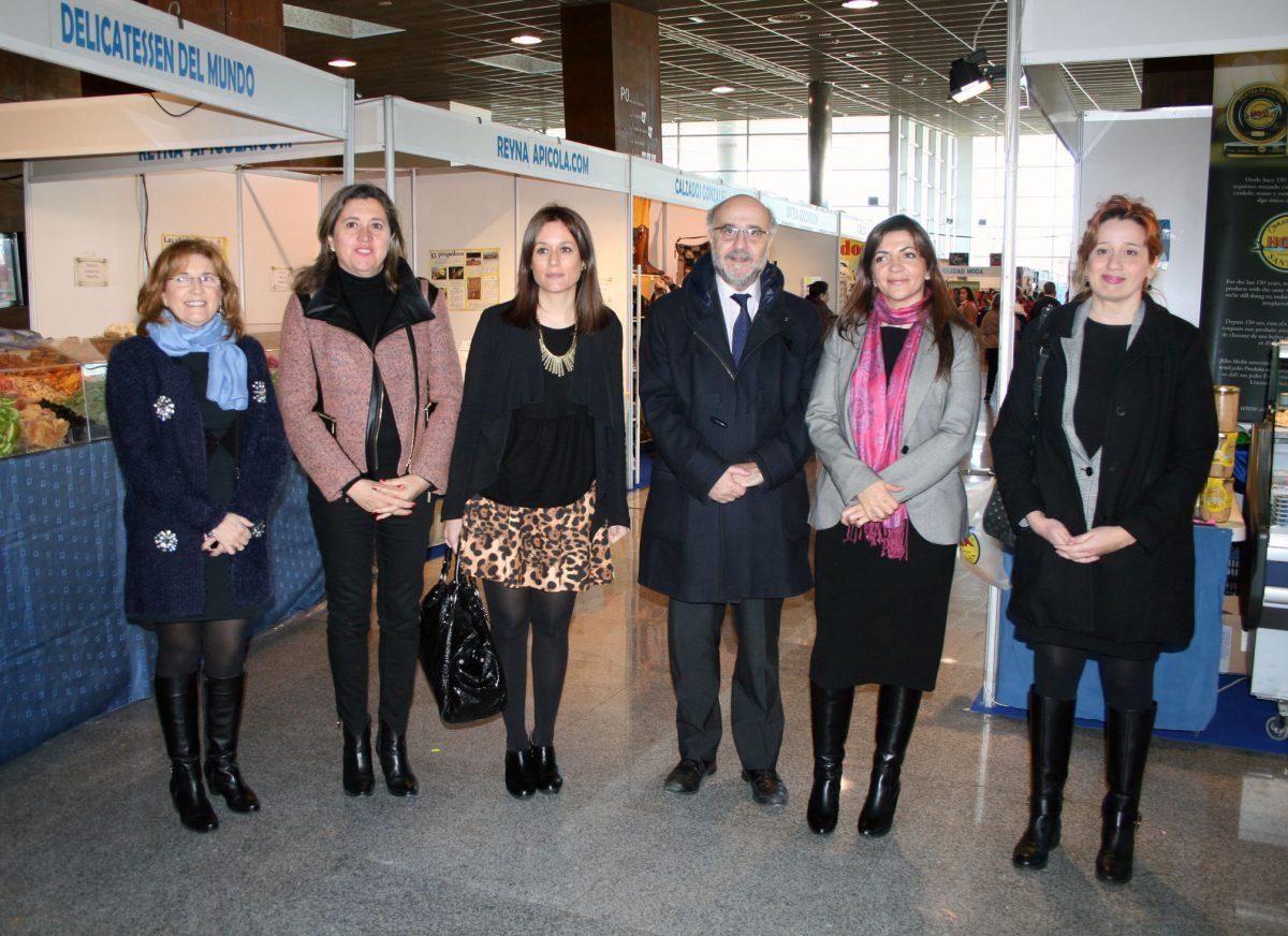El Ayuntamiento respalda la VI edición de la Feria del Stock de Toledo que se celebra este fin de semana en Toletum