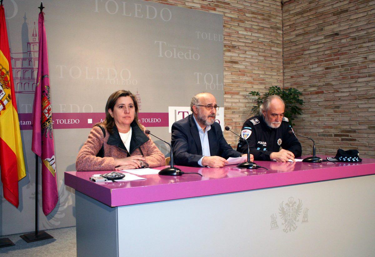 Las Ciudades Patrimonio de España debaten en Toledo sobre seguridad en eventos al aire libre en los barrios monumentales