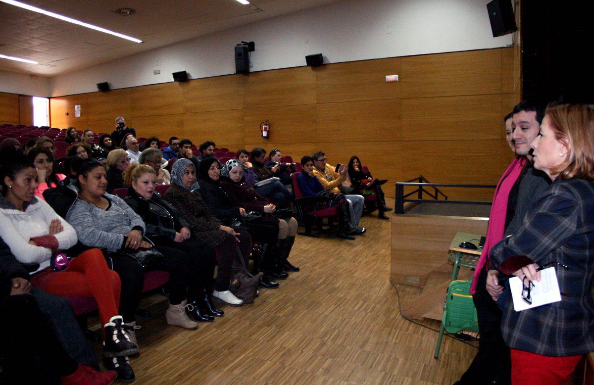 Saavedra clausura un taller del Plan Local de Integración Social relacionado con la literatura