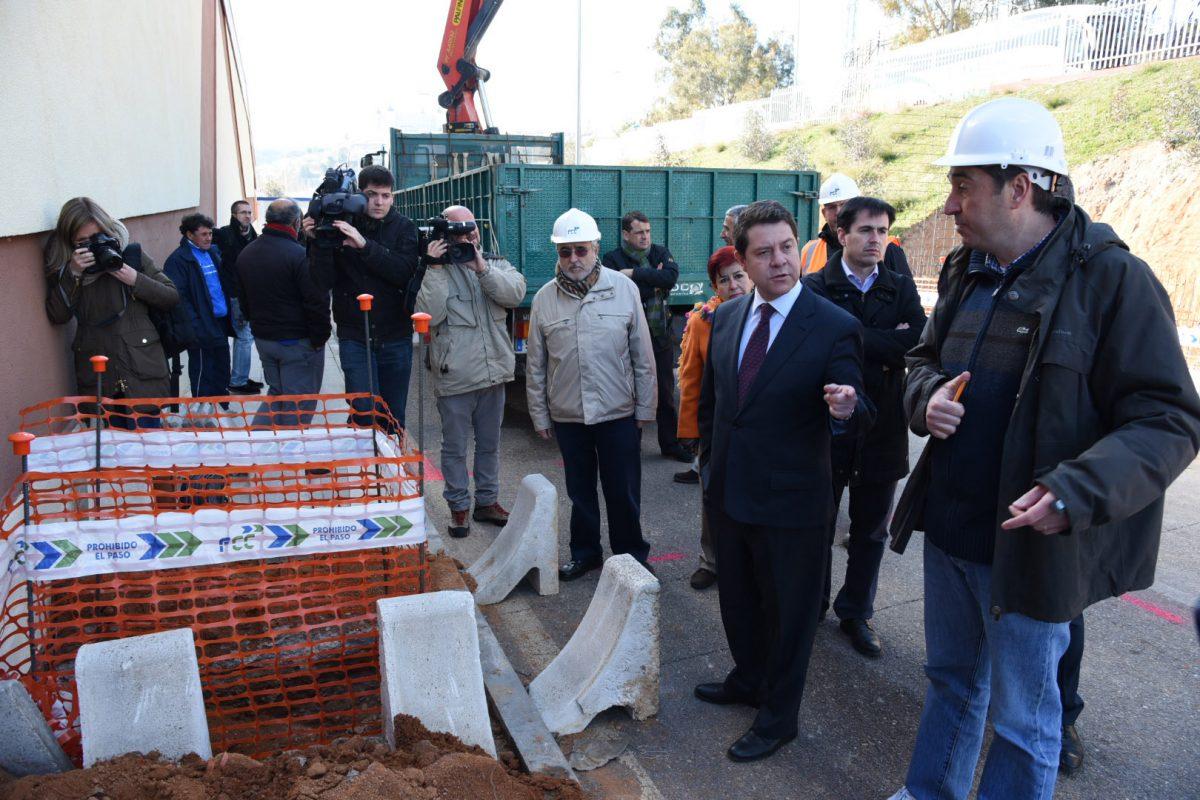 Iniciadas las obras para instalar la caldera de biomasa en el Salto del Caballo que ahorrará en un 30% la factura energética