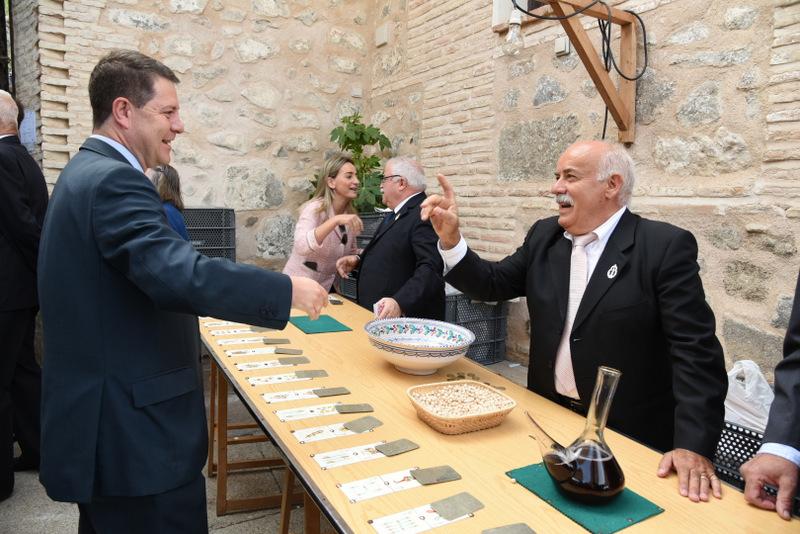 """El alcalde asiste a la romería del Valle donde seguirá  participando """"como ciudadano y como toledano"""""""