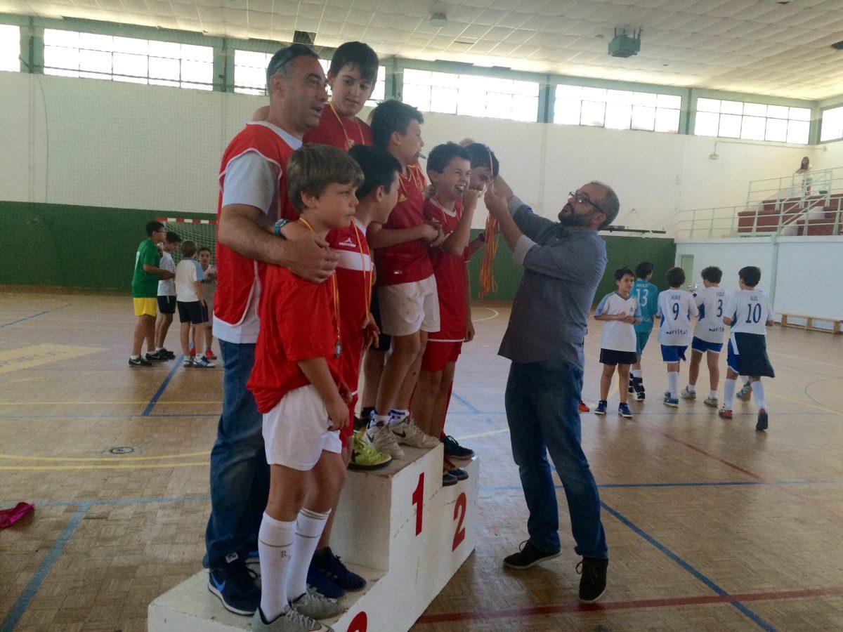 El colegio San Juan Bautista-Tavera reedita su triunfo en las XVIII Olimpiadas Escolares Municipales