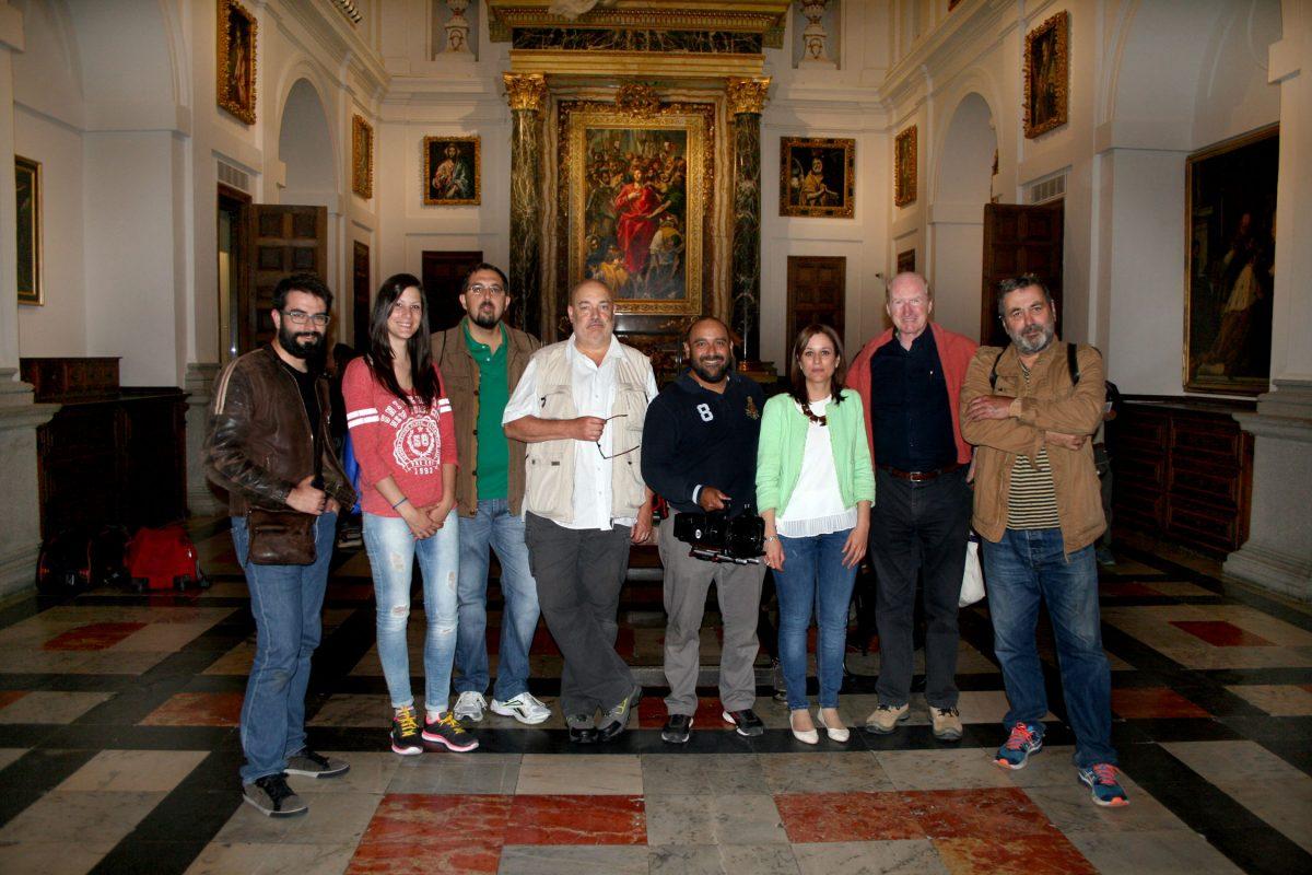 Toledo, protagonista en una película turística promocional que lleva a cabo el Grupo de Ciudades Patrimonio de España