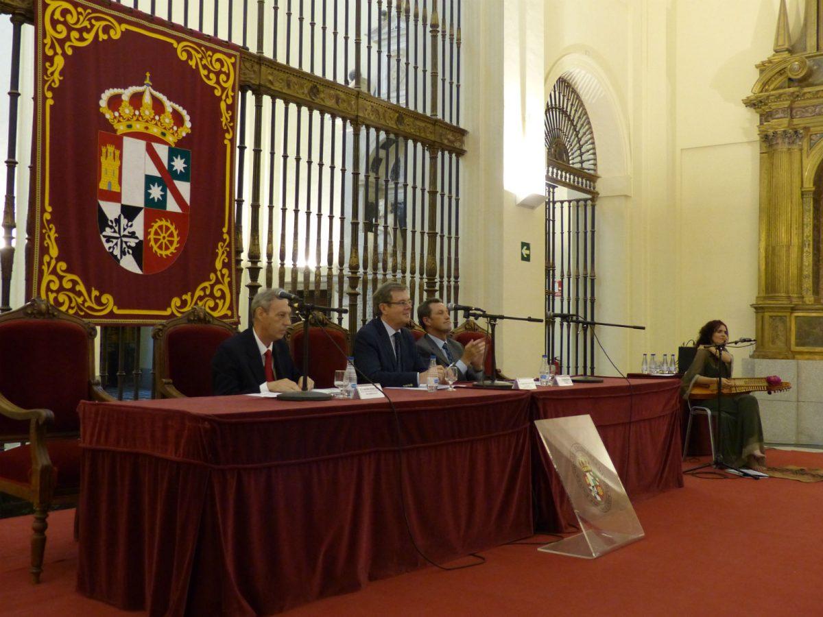 González Cabezas destaca el papel de Toledo en la consolidación del castellano