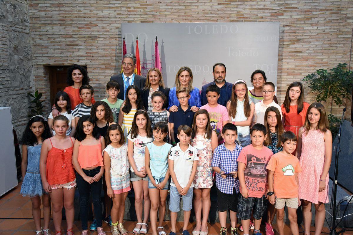 Se constituye en el Ayuntamiento el Consejo de Participación Infantil y Adolescente de la Ciudad de Toledo