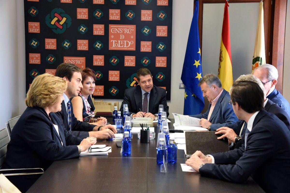 https://www.toledo.es/wp-content/uploads/2015/06/consorcio-1200x800.jpg. García-Page preside la última Comisión Ejecutiva del Consorcio de la legislatura, que ha aprobado varias obras de rehabilitación