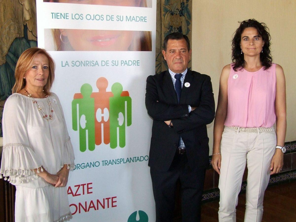 """El Gobierno local se suma al Día del Donante y pide a ALCER que """"no desfallezca"""" en su labor de apoyo y concienciación"""