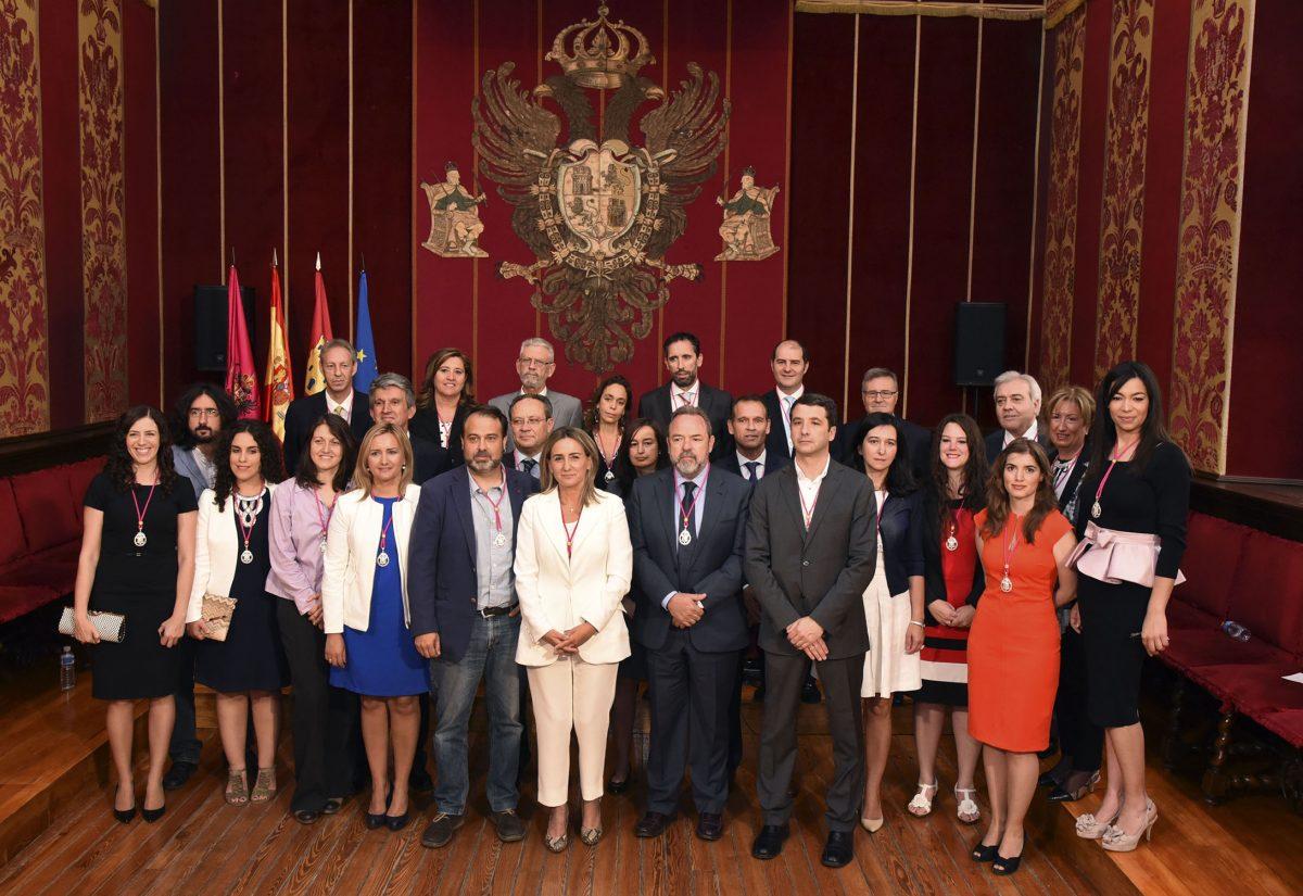 Milagros Tolón, elegida primera alcaldesa de Toledo
