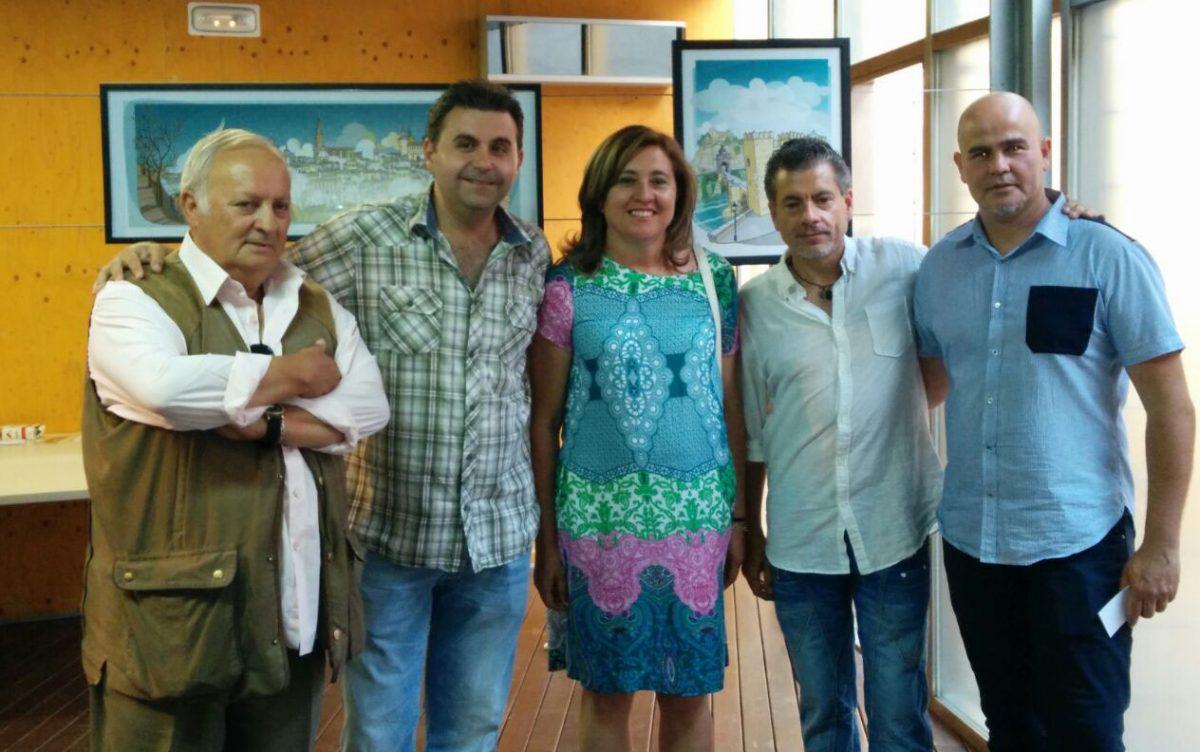 """El grupo """"No eres de Toledo si…"""" organiza la exposición """"Sentimiento Toledano"""", que cuenta con el apoyo municipal"""