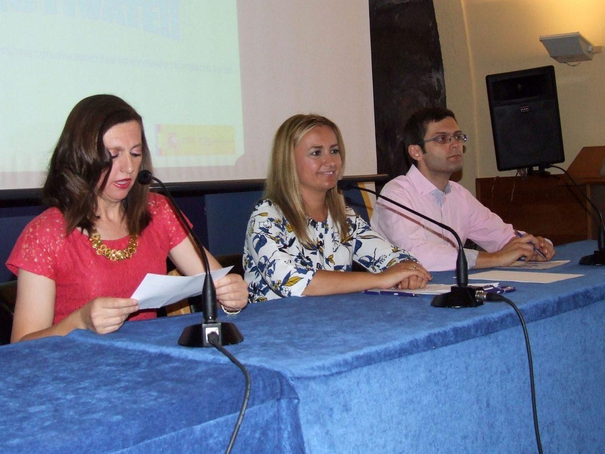 El Ayuntamiento muestra su apoyo a la integración en el XVII Encuentro Regional de Personas con Discapacidad de FEAPS