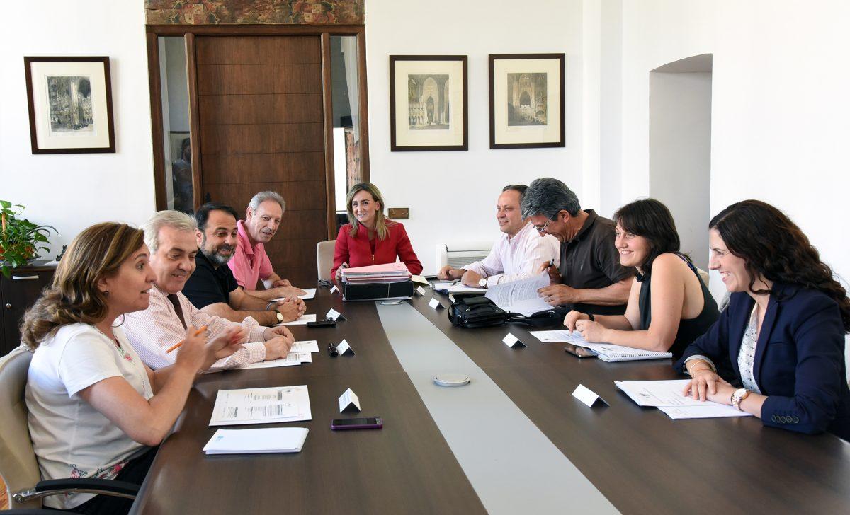 Constituida la nueva Junta de Gobierno de la ciudad de Toledo