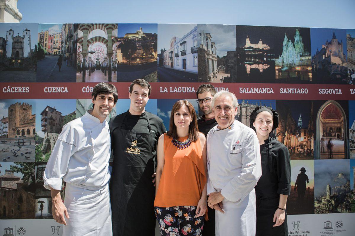 Toledo, protagonista de una jornada gastronómica organizada por el Grupo de Ciudades de la Humanidad de España