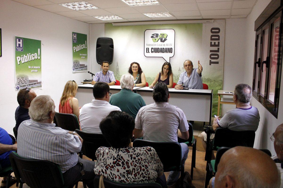 """El Consistorio promoverá """"puentes de comunicación"""" con las asociaciones de vecinos para mejorar la participación"""