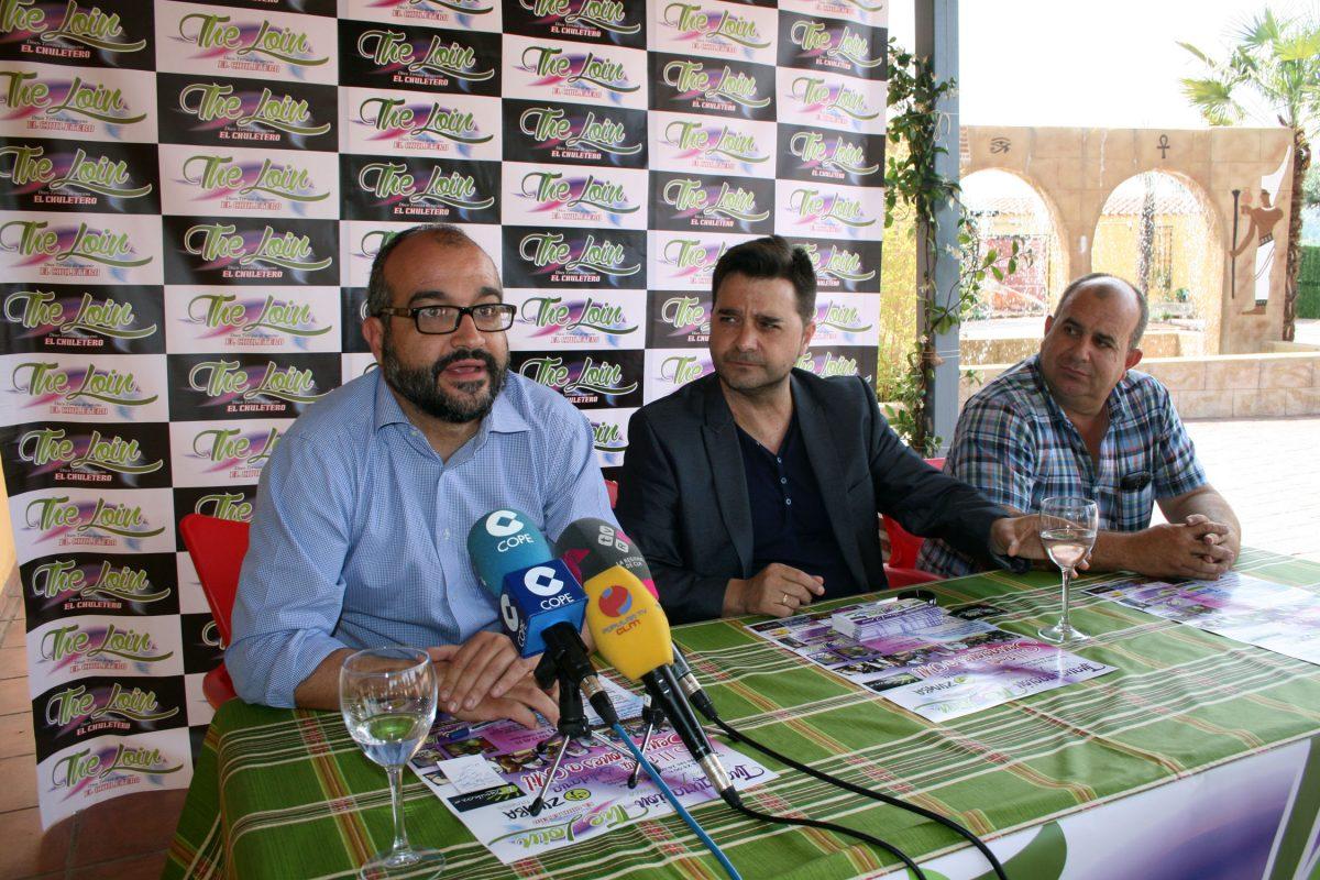 """https://www.toledo.es/wp-content/uploads/2015/06/zumba_solidaria-1200x800.jpg. El Ayuntamiento de Toledo colabora en la """"II Party Sensaciones a Mil-Kamikaze"""" que se celebra el viernes en la terraza The Loin"""