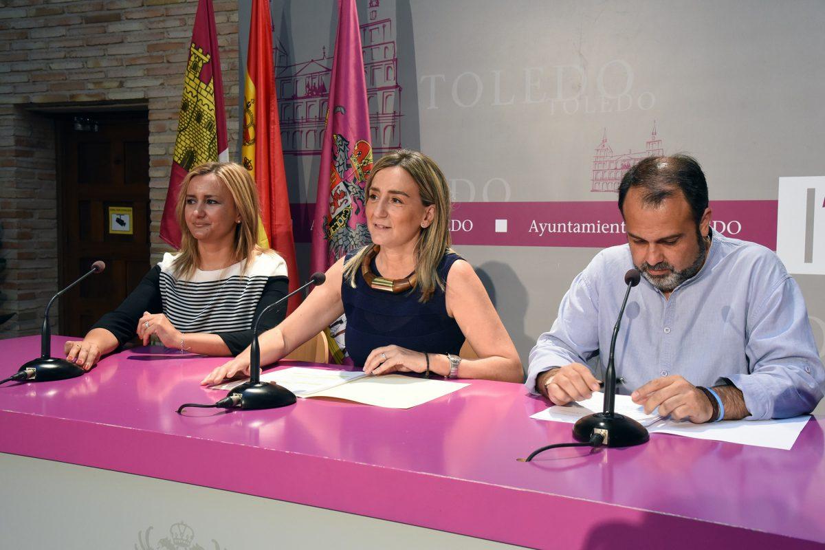 El Ayuntamiento presenta un programa de ayudas para la manutención de escolares con 100.000 euros hasta final de año