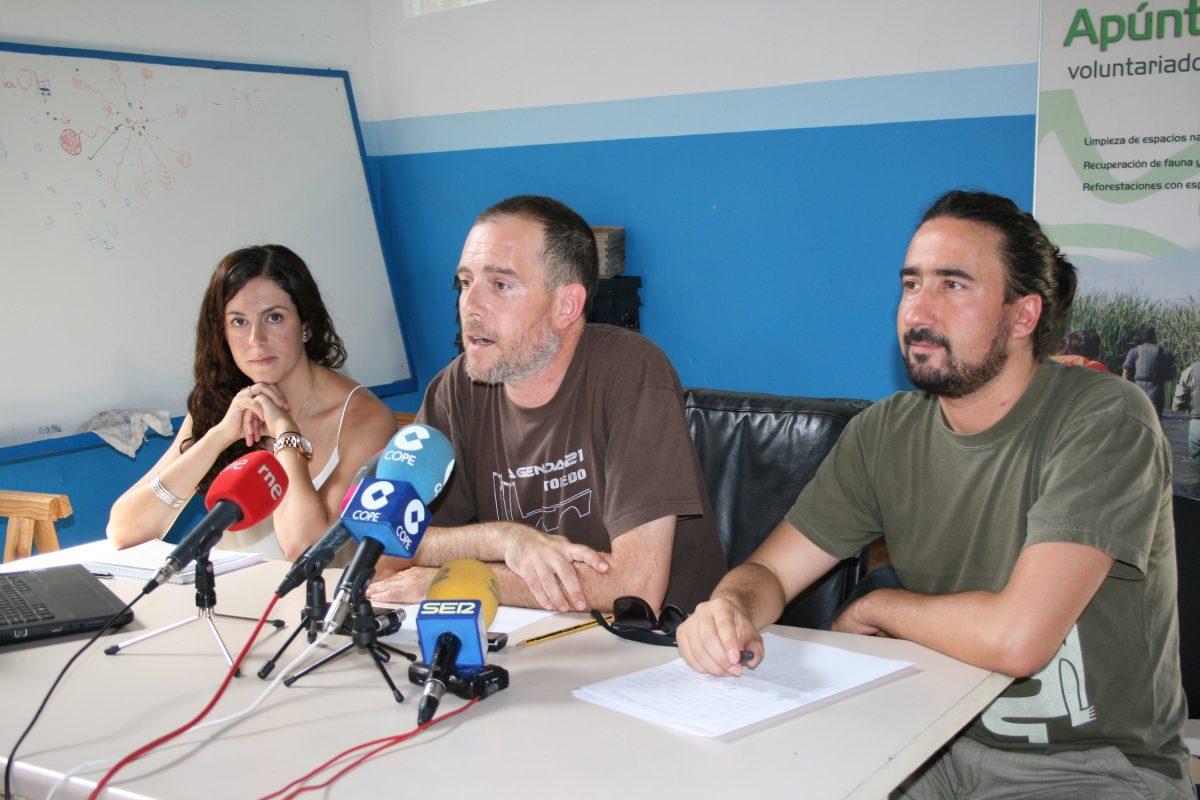 Siguen abiertas las inscripciones para el Campamento Urbano Medioambiental que se desarrolla en los Molinos de Santa Ana