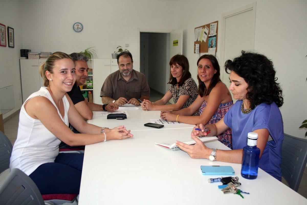 "La Escuela Municipal ""Gloria Fuertes"" celebra su Consejo Pedagógico con presencia del Gobierno Municipal"